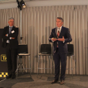 Bertho Eckhardt, voorzitter KNV Taxi