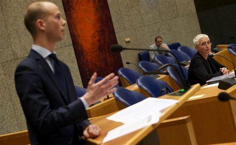 Duco Hoogland, PvdA, Kamerlid