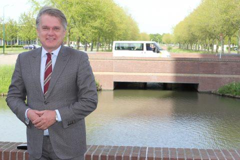 Bertho Eckhardt, KNV Taxi, voorzitter