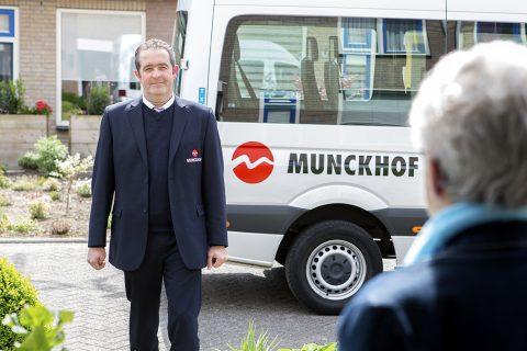 Munckhof, taxichauffeur, passagier, wmo