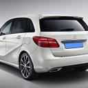 Mercedes-Benz, B-Klasse, taxi