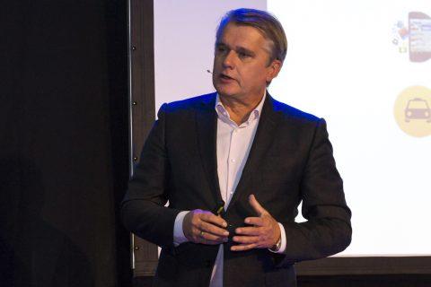Bertho Eckhardt, voorzitter KNV