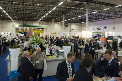 Taxi Expo 2015, vakbeurs