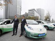 Ruud Zandvliet, Edvard Hendriksen, Taxi Electric, Amsterdam, elektrische taxi
