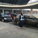 taxistandplaats, amsterdam, centraal station, nieuw, service team