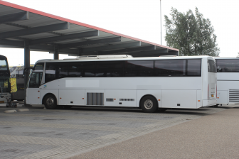touringcar, bus, besloten busvervoer