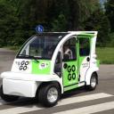 GoGo, Amsterdam, Nieuw-West, elektrisch taxikarretje