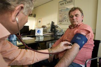 bloeddruk, huisarts, meting