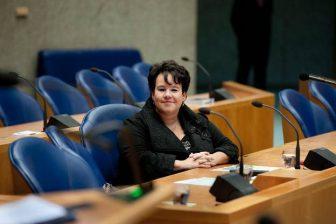 Sharon Dijksma, staatssecretaris Infrastructuur en Milieu