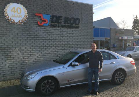 Taxi De Roo, Marco de Roo, taxibedrijf, taxi, taxi-ondernemer, taxicentrale
