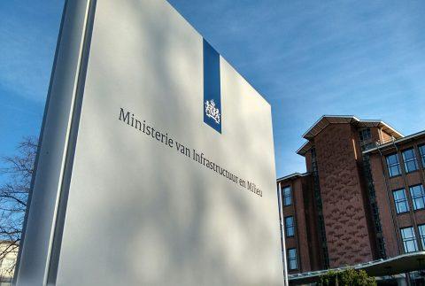 ministerie, Infrastructuur en Milieu, Den Haag, IenM