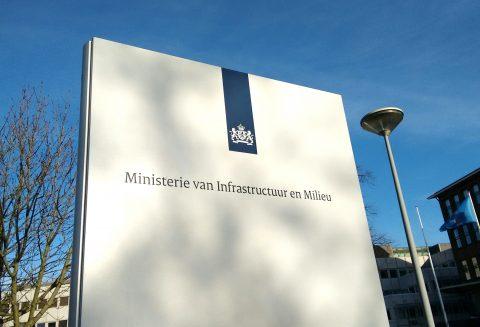 Ministerie van Infrastructuur en Milieu, IenM, Den Haag