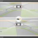 rijbaanwissel, E-klasse, Mercedes-Benz, autonoom rijden