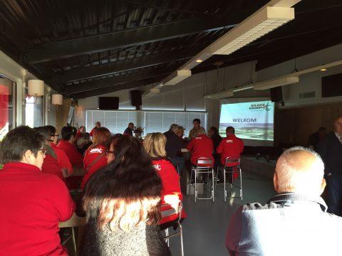 Haars Groep, taxibedrijf, taxichauffeurs, workshop, GreenStar Statistics