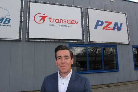 Lucien Brouwers, directeur Taxi Veolia, PZN, TCMB, Peutax