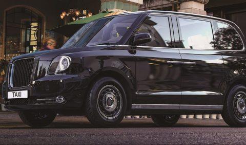 LTC zero emission taxi