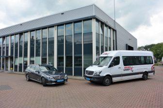 Taxibus en taxi HaarsGroep