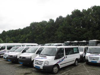 Taxibus en touringcar Van Meurs