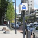 Taxistandplaats Centraal Station Rotterdam