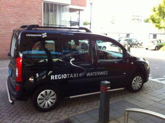 Regiotaxi Waterweg