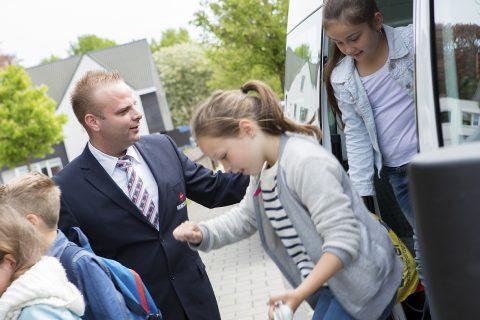 Munckhof leerlingenvervoer