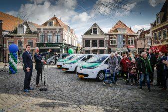 Hoorn, elektrische taxi, wmo