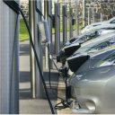 Elektrische auto ING
