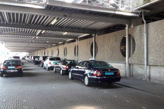 Standplaats Den Haag CS