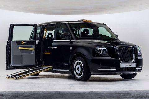 TX Black Cab