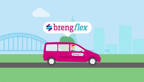 Logo Breng flex