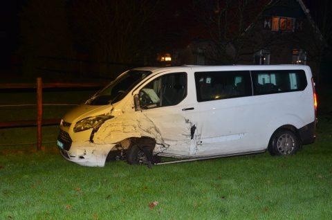 Taxibus, ongeval, Lochem