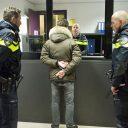 Arrestatie, arrestant, politie. Bron: Politie.nl