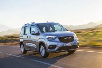 Opel Combo Tour. Foto: Opel
