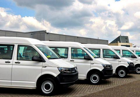 Volkswagen, Munckhof, groengas