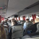 Touringcar, passagiers