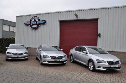 Taxibedrijf Van den Hout