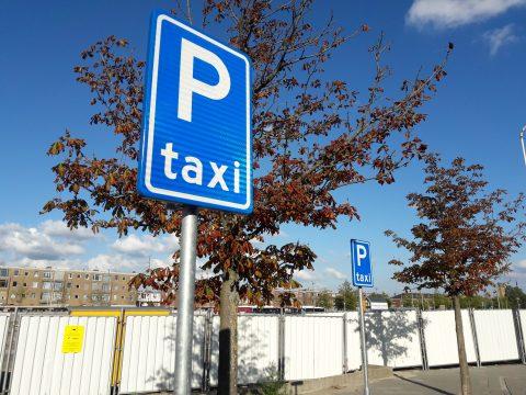 Taxiborden
