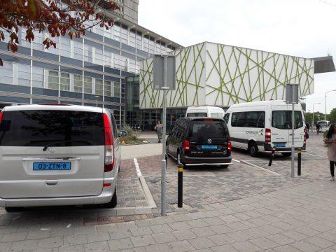 Taxibusjes ziekenhuis