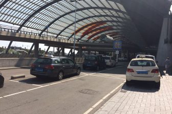 Standplaats Amsterdam Centraal