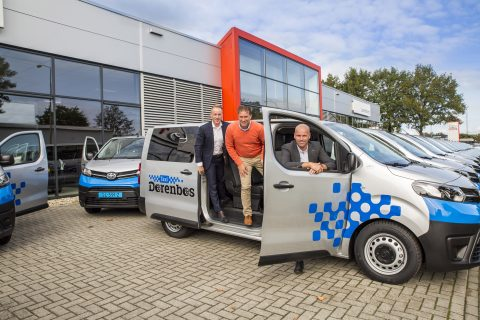 Toyota Proace Taxi
