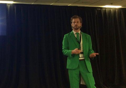 Directeur Hans Schaap van GreenStar