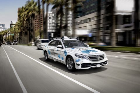 Daimler, Mercedes-Benz S-Klasse
