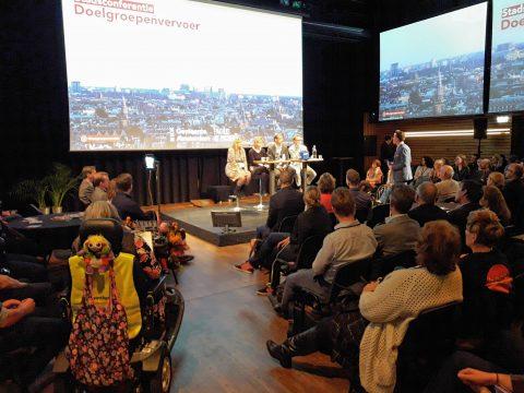 Stadsconferentie doelgroepenvervoer