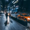 Taxi Moskou. Foto: Kurmyshov / iStock