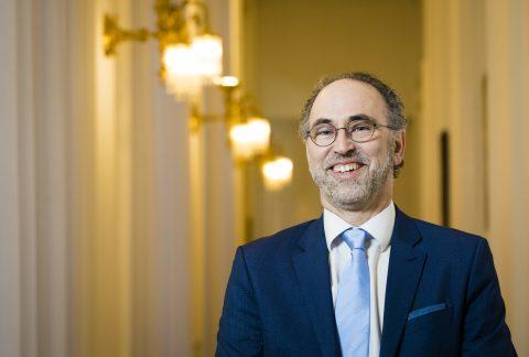 Carlo Cahn, Busvervoer Nederland. Foto: Bart Maat / KNV