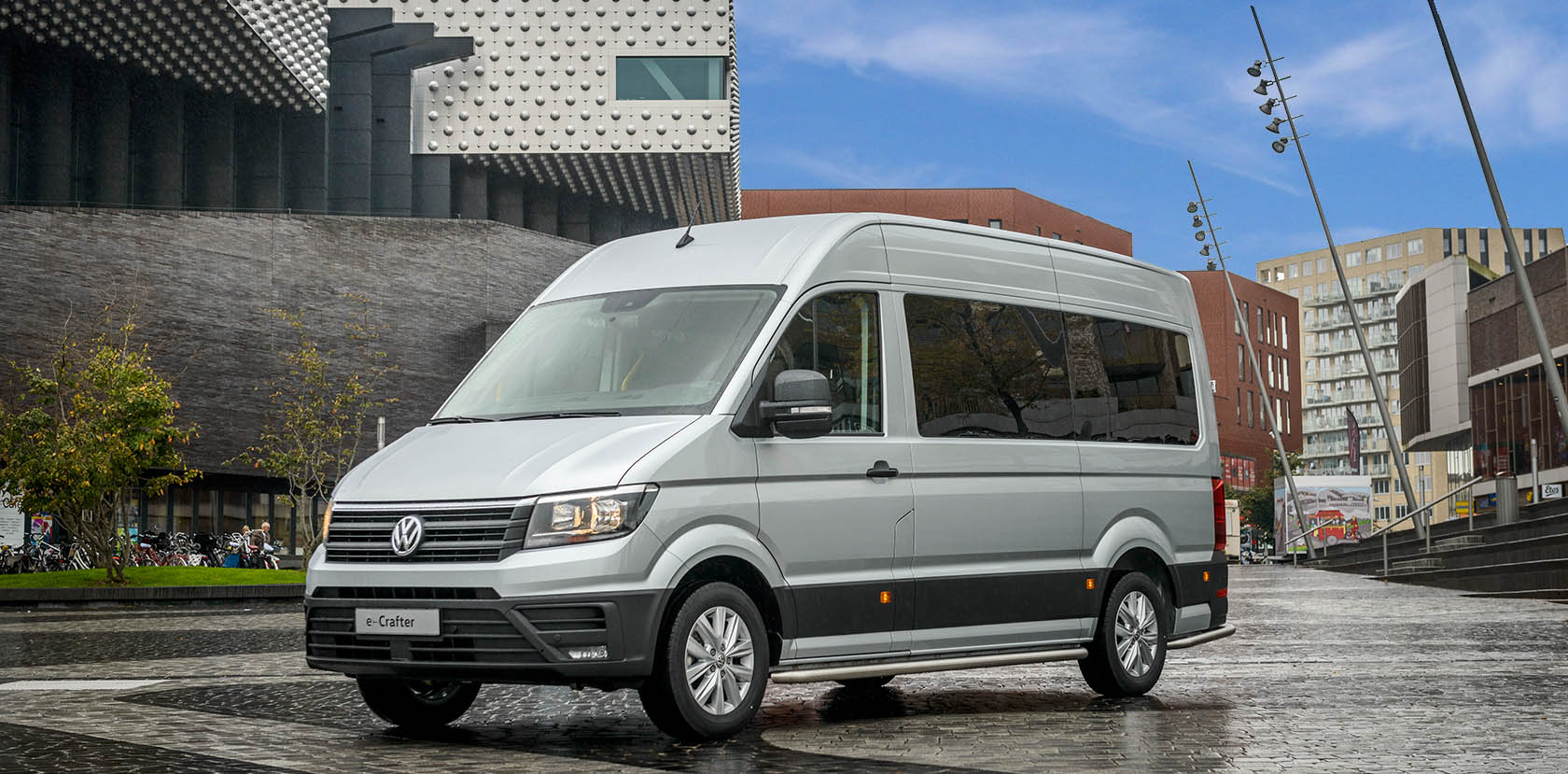 E-Crafter, Tribus
