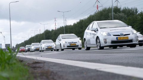 Zelfrijdende auto's TNO