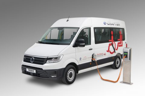 Tribus VW e-Crafter