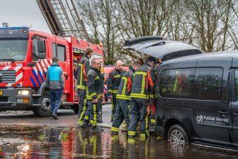 Taxibus, brandweer. Foto: Venema Media