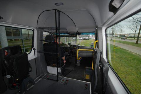 Cabine chauffeur. Foto: TribusCabine chauffeur. Foto: Tribus
